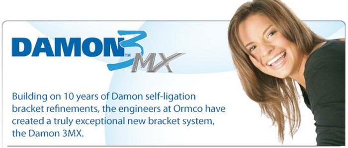 Брекеты серии Damon 3 MX