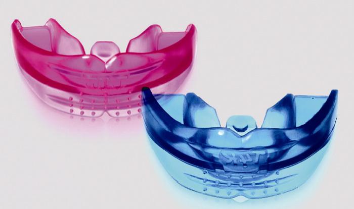 Исправление неправильного прикуса зубов трейнерами