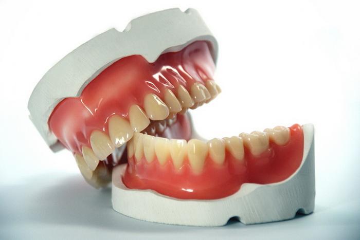 Корректировка зубного ряда нижней челюсти
