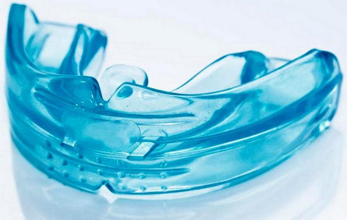 Так выглядят трейнеры для зубов