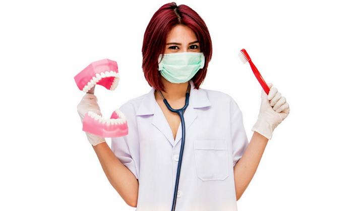 Забота о зубах