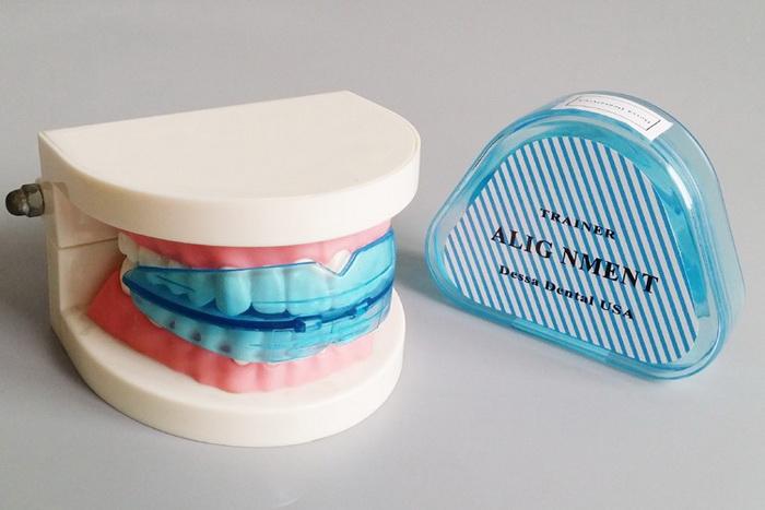 Что такое трейнер для исправления прикуса зубов?